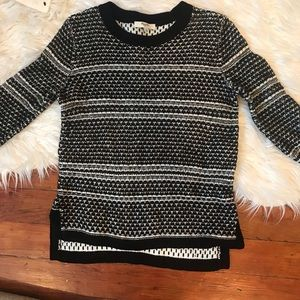 Madewell Patterned Sweater